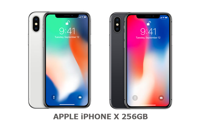 Apple iPhone X 256GB Price in Kerala - Features