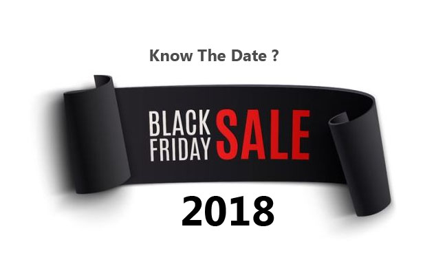 Black Friday 2018 Date Mix India