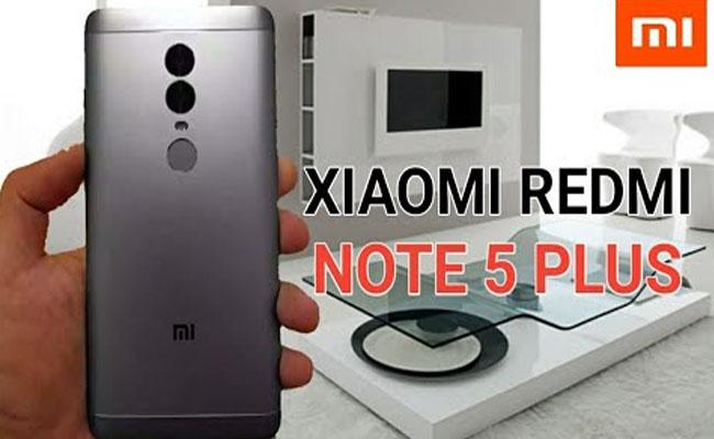 Xiaomi Redmi Note 5 Plus Price, Features & Specification