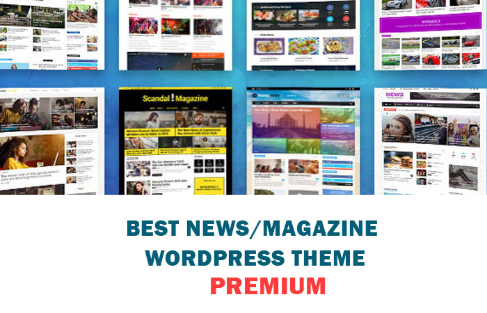 Best Premium WordPress News/Magazine Themes 2018 - MixIndia.com