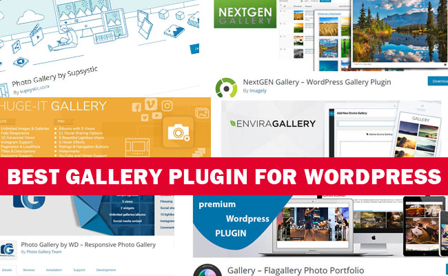Best WordPress Gallery Plugin 2018 - MixIndia.com