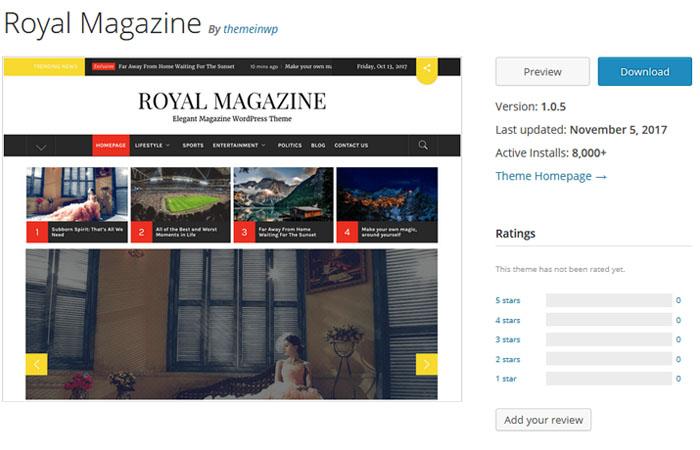 Best News Magazine WordPress Themes 2018 for Free - MixIndia com