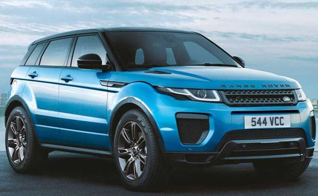 2018 Range Rover Evoque Landmark Edition Launched In India For Rs
