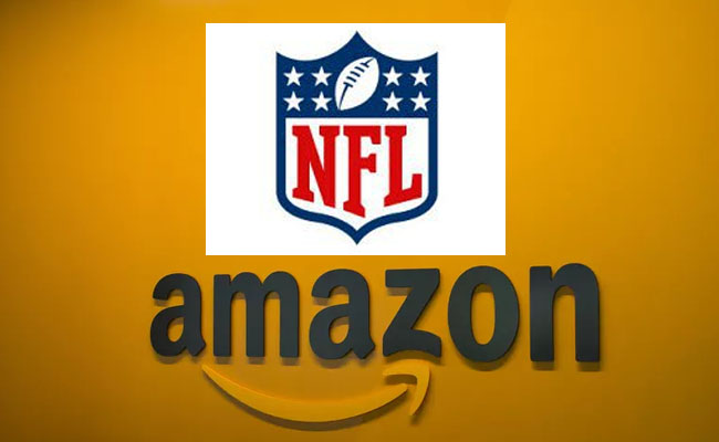 413a1843d94 Amazon renews contract for streaming NFL Thursday Night Football matches