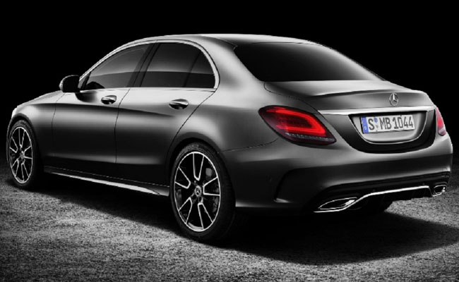 2018 Mercedes Benz C Class Facelift will get 1 5L Turbo