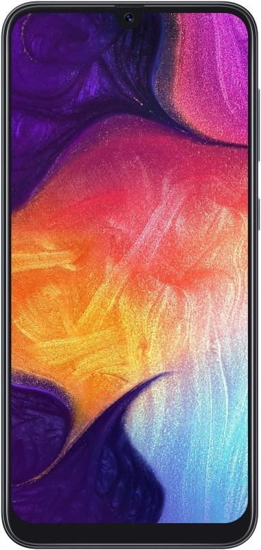 Samsung Galaxy A50 (Black, 64 GB)(4 GB RAM)