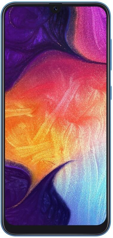 Samsung Galaxy A50 (Blue, 64 GB)(4 GB RAM)