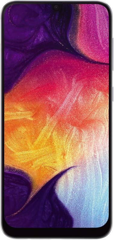 Samsung Galaxy A50 (White, 64 GB)(4 GB RAM)