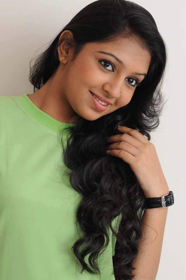 Lakshmi Menon Hot Navel Photos New HD Images