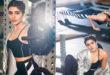 Samantha as Ultra Fit, Gym Workout Photos Viral