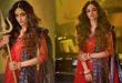 Bengali actress Nusrat Jahan poses as Durga and threatens the actress