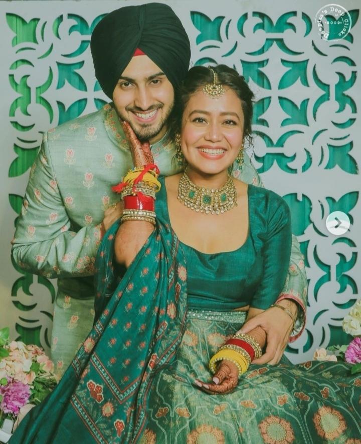 1603626569 393 Neha Kakar married wedding video goes viral on Instagram