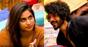And so it finally happened!  These are this year's Bigg Boss couples