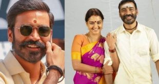 Dhanush's new movie, after Manju Warrier, another Malayalee actor becomes Dhanush's heroine
