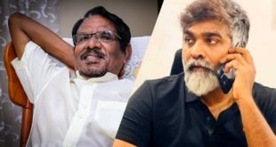 Do you want to be known as a Tamil class traitor?  Director Bharathiraja criticizes Vijay Sethupathi