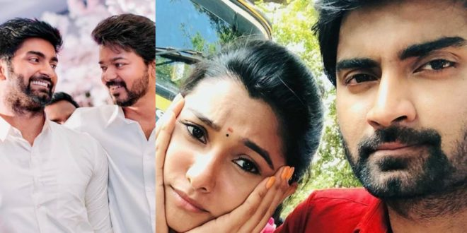 In Tamil, another star is getting ready for her wedding