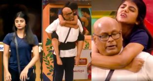 In the early days lame beat, then hugged and apologized Bigg Boss stars, the most dramatic scenes on stage