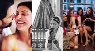 Kajal Agarwal hints at calm before storm, something big is coming