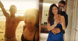 Mammootty's heroine introduces her life partner to her fans for the first time on her birthday