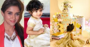 No caste, no religion, no patriarchy, daughter's name Arin - Asin celebrates daughter's birthday