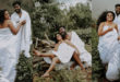Tell the moralists to go, the wedding photoshoot that shocked social media