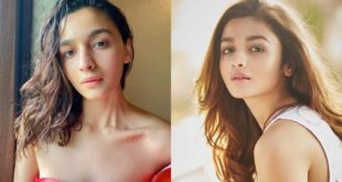 There is a great lesson I have learned in my life over the last few months - Alia Bhatt with an emotional note