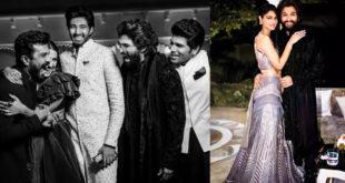 Niharika's wedding celebration with Allu Arjun and Ram Charan;  Images go viral