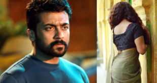 Is this the Malayalee actress who will be the heroine of Surya after Aparna?  The audience does not know what will happen.