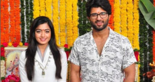 Is Vijay Devarakonda in love with Reshmika?  This is the truth