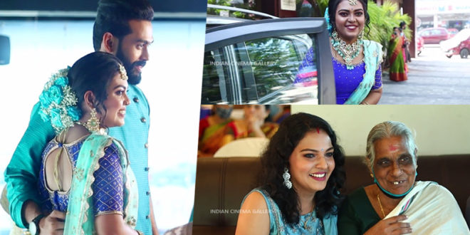 Actress Mridula Vijay now owns Yuva Krishna, Mridula and Yuva are engaged and can watch video and pictures