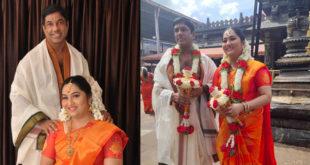 Padmanabhan heard my prayer;  Got a good husband;  Yamuna with a note after the wedding news