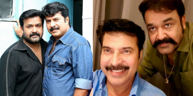 When Mohanlal took over the role that Mammootty said no, the movie became a bumper hit