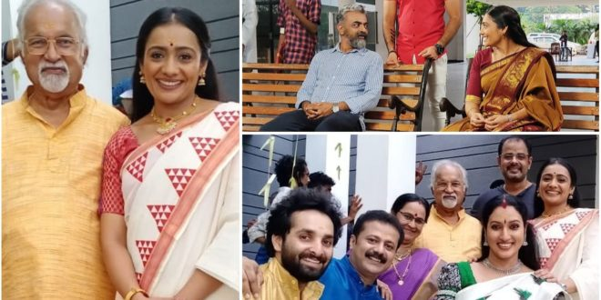 From the most hated serial to the number one serial in Malayalam again, what is the strategy behind the family lamp?