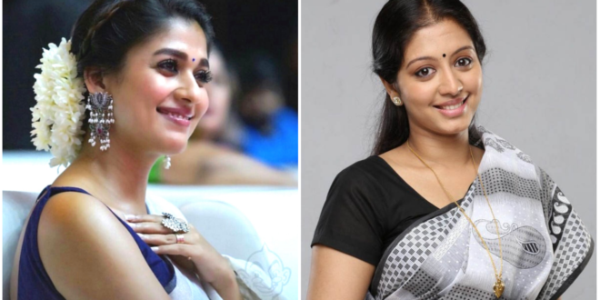 Gopika may have been a star who should have grown up above Nayanthara, but it disappeared because of a single film - Tamil producer reveals a secret no one knows