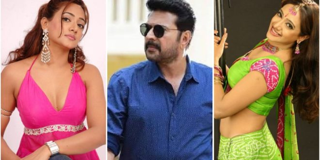 I never thought he would behave like that - Actress Manya with a revelation about Mammootty
