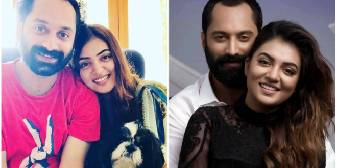 Nazriya says that Fahad films are successful only for one reason, do you know what nickname Nazriya gave to Fahad for that reason alone?