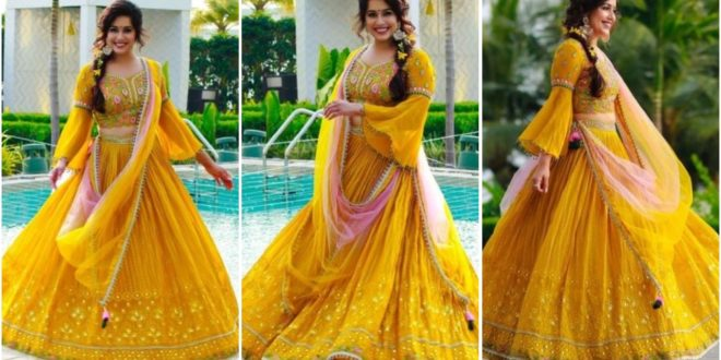 Ranjini Haridas ready for Haldi celebrations after revealing love Ranjini Haridas' answer to the question of marriage is viral