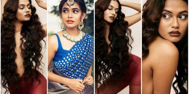 Aishwarya Suresh in a shocking makeover again