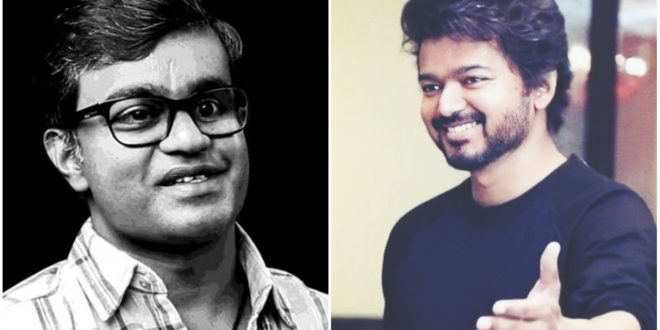 Dalapati 65 Update: Which famous Tamil director will play the villain in the film?