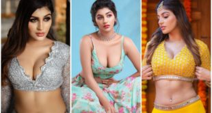 """What is the size of your breasts?  Yashika Anand replied, """"He will never ask such a question to a girl again."""""""
