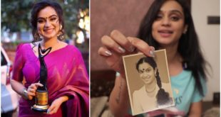 Who doesn't love a variety?  Lakshmi Nakshatra wishes her mother in a different way on Mother's Day