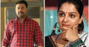 Dileep says that Manju is still his friend and they are ready to act together when a movie comes out.