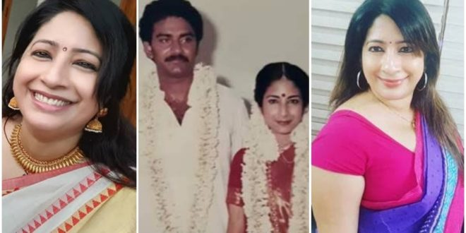Lakshmi Nair's answer to those who asked if it was a romantic marriage, as they both studied in the same college.