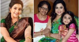 Meena greets the South Indian film world by sharing her new life experiences