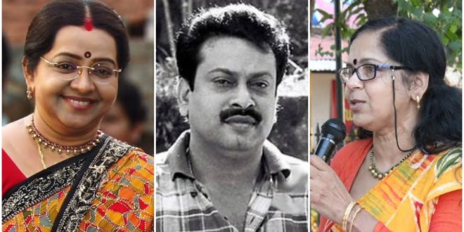 Sukumaran Chettan passed away before the age of 50, but Mallika Chechi lived and succeeded - Sharadakutty's post goes viral