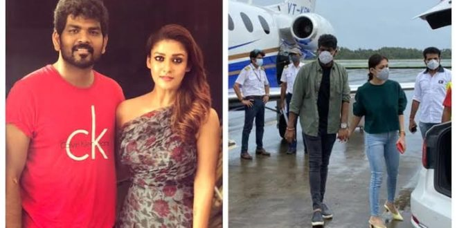 This is the real reason why Nayanthara and Vignesh Sivan came to Kochi.