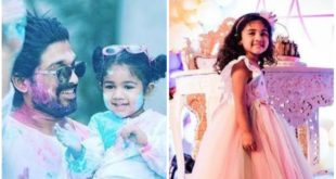 Allu Arjun's daughter Arha is now a star in the Telugu media and there is a reason for that - do you know what it is?