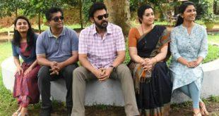 Scene 2 Jithu Joseph reveals a scene in Telugu which was not in Malayalam