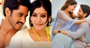 When was the first time you kissed Samantha?  Nagachaitanya remembers that day years ago