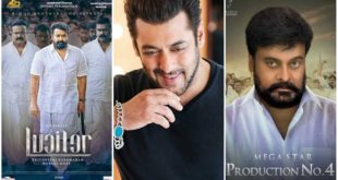 Chiranjeevi invites Salman Khan for Lucifer Telugu remake, Salman rejects invitation, do you know what role Salman was called to?